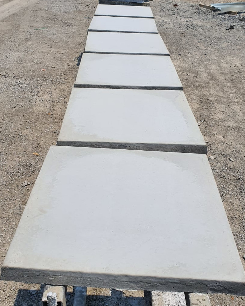 Durawall concrete slabs